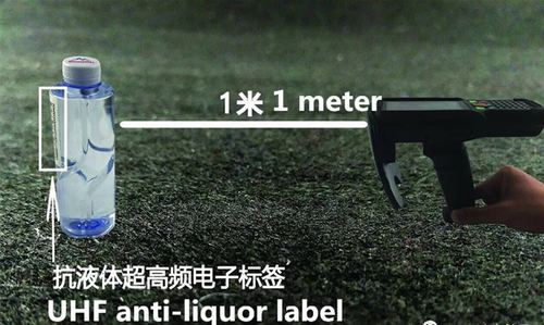XMINNOV newest launched UHF anti-liquior label