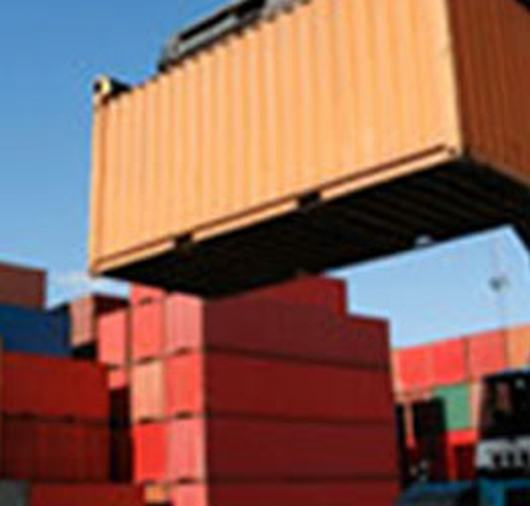Habour Container Application Identification Register & Quantity Counting System