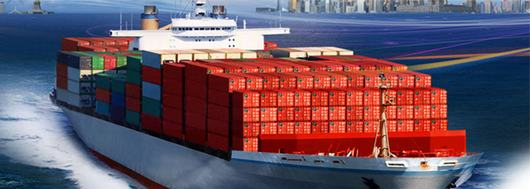 Container Cargo Shipment Of RFID & RTLS Location Tracking Application