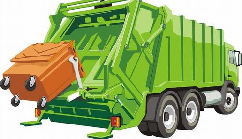 Waste Truck Management By RFID Ultra High Frequency Identification Solution