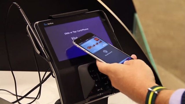 NFC Pay Solution Under Apple Operation System