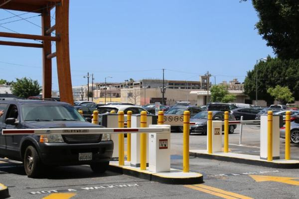 RFID Parking System Application