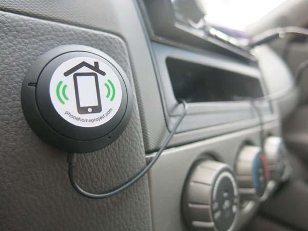 NFC Car Application NFC windshield glass label