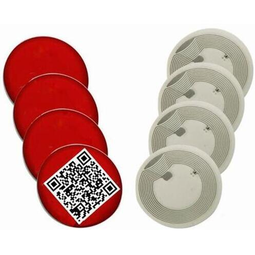 HY150178A Tampered Label Trace NFC Entertainment Tag for Concert Ticket