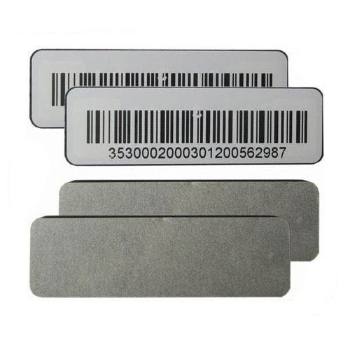 Anti-metal foam Environment Control RFID metal label
