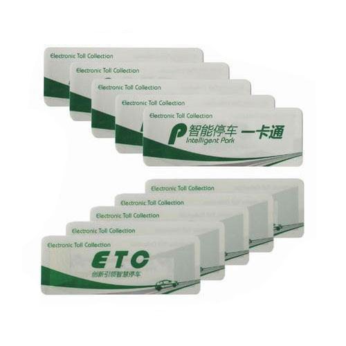 UY150028A ETC RFID Card E Toll Collection RFID Tag