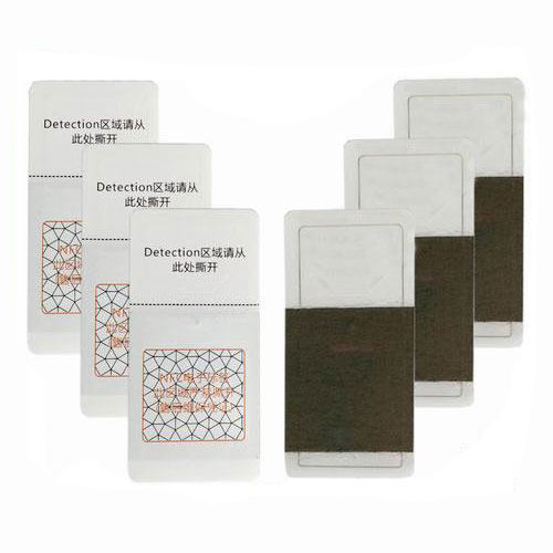 NFC Anti-metal label for high temperature application