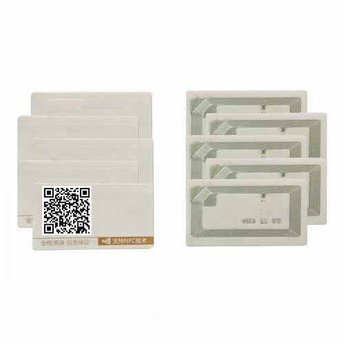 HY140215B NFC Tamper Proof RFID Security rfid tag for wallet