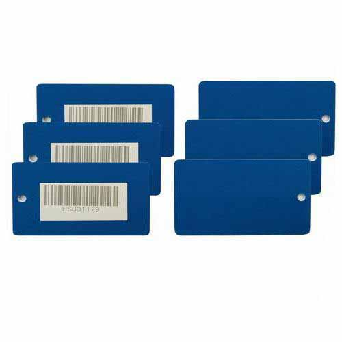 UP140054A RFID member Card Hanging Label Tag