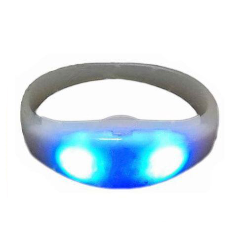 RFID NFC LED light wristband tag with wearable function