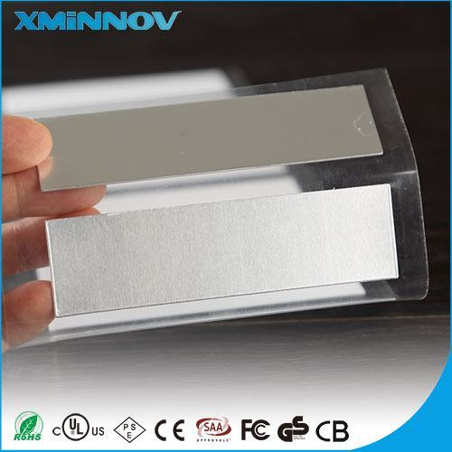 RFID UHF anti-metal label tag on metal seal tag
