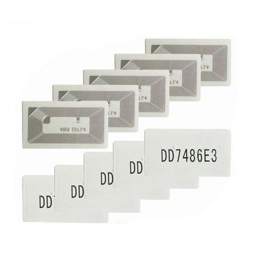 HF Tamper Evident NFC Tag Used For Confidential document management
