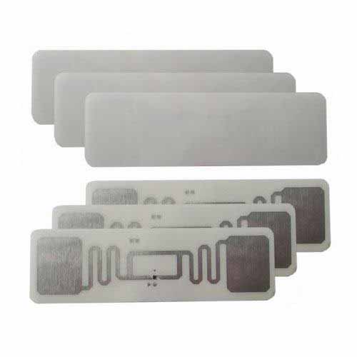 UHF security label Alien 9662 anti fake luggage tags in airport