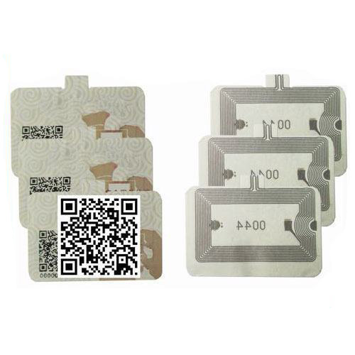 HY130071F HF Anti Removal Tamper Seal tag