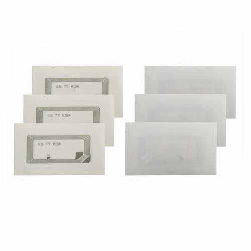 HY140102A HY140156A HY140012A HF Label 40x19mm Brittle NFC Document Seal Label Sticker