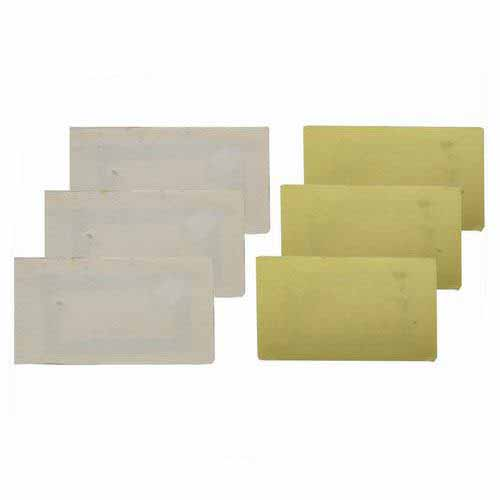 HY140149A Blank Sticker TAG Non-transferable tamper proof licence UHF TAG