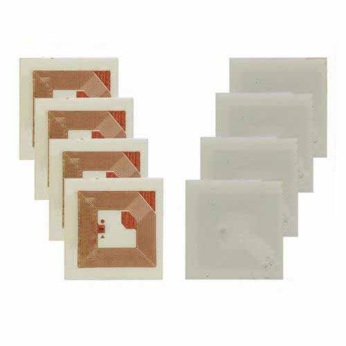 HY150076A RFID NFC Small Size Passive Copper Blank Label Sticker
