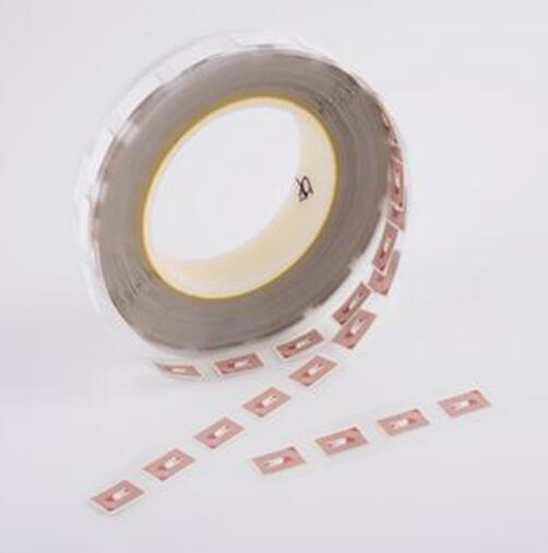 RFID HF micro copper security tag