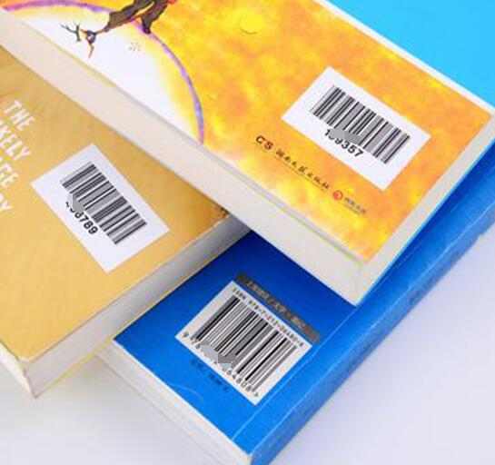 RFID HF label for book library management
