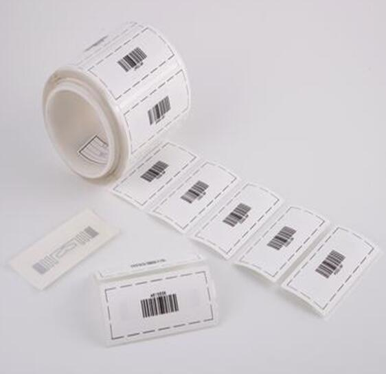 Passive RFID Sewable Tag UHF Apparel Tag RFID Rice bag Fabric Label