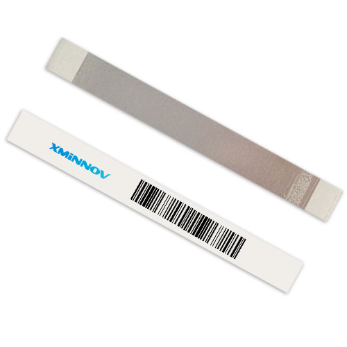 IVF-L205011U RD170063D RFID UHF Soft Printable On Metal Tag - Programable 50x11mm