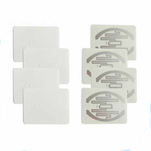 UY130154A Universal Liquor  40x30mm RFID Tag Tamper Evident UHF Label