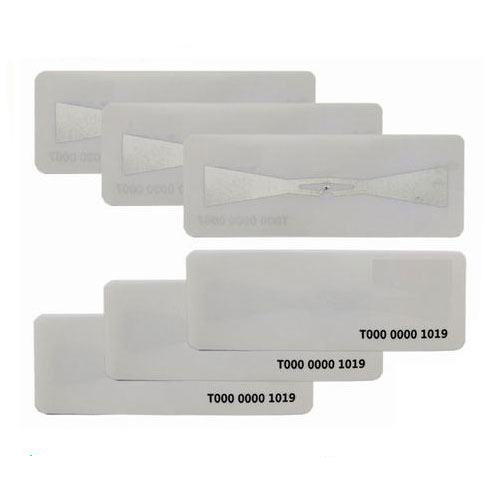 UY160003A RFID Auto Parking UHF Security Disposable Tag
