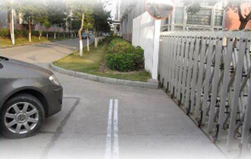 RFID Parking inside of residential and business condominiums
