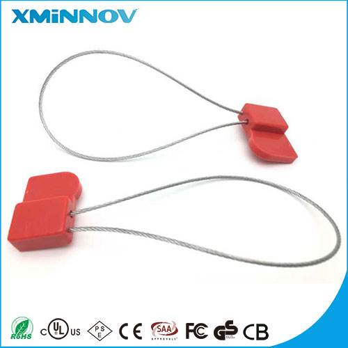 RFID Customized Plastic Seal Tags NFC UHF both option
