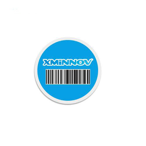 RD170084 HF Rounded Windshield NFC Vehicle Tag