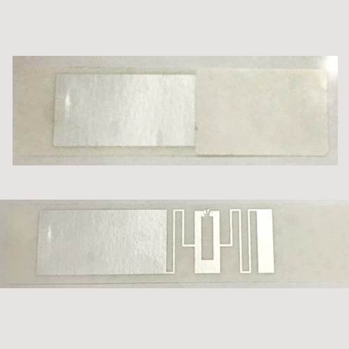 UHF fragile Anti-counterfeiting On Metal RFID Flag Tag