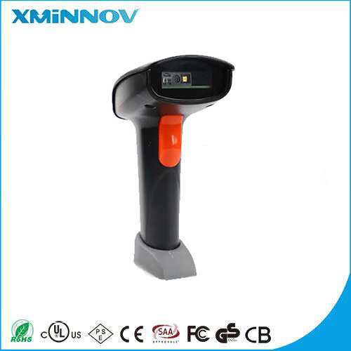 BU02 Multi-function Wireless scanner UHF barcode Reader