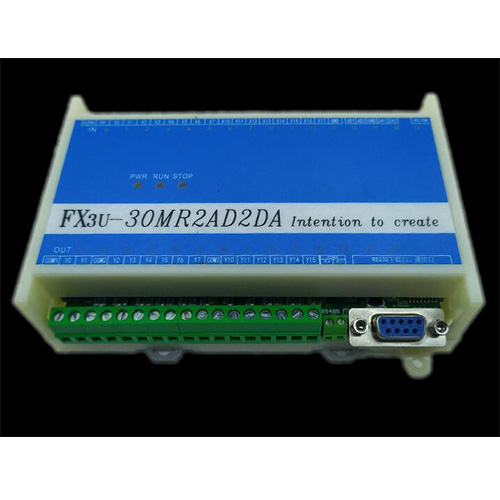 PLC industrial control board programmable controller 4-axis high-speed pulse