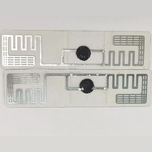 UY160250A RFID UHF anti-transfer windshiled security tolling label